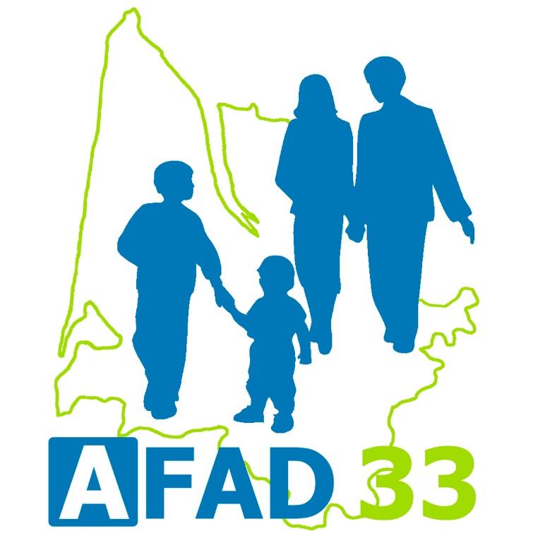 AFAD33 – Gironde Logo